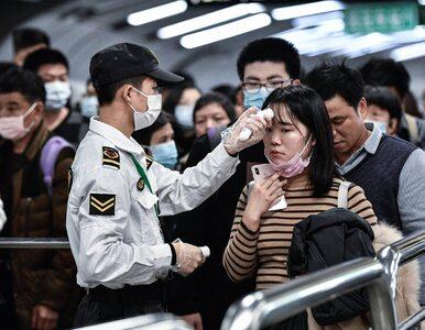 Polka mieszkająca w Chinach: Rząd niekoniecznie dzieli się całą prawdą