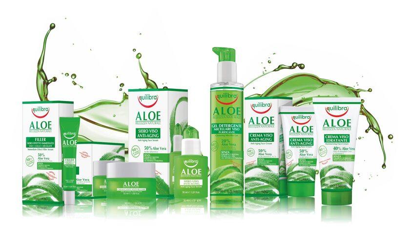 Nowa Aloesowa linia do pielęgnacji twarzy