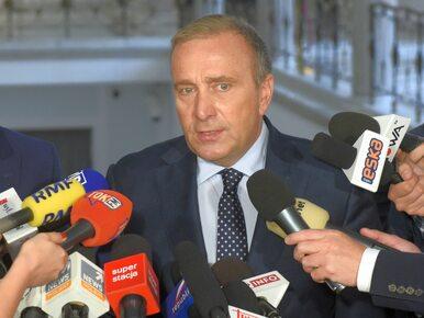 Schetyna odniósł się do nowych taśm. Szef portalu tvp.info kpi z jego...