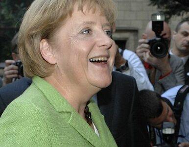 """Nastolatka, która płakała przez Merkel broni jej. """"Przynajmniej była..."""
