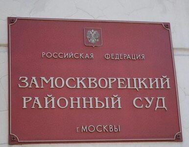 """Rosja żąda likwidacji Memoriału. Nie chcą być """"zagranicznymi agentami"""""""