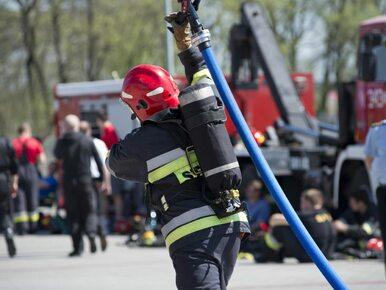 Wyciek gazu w Warszawie. Zamknięto ulice