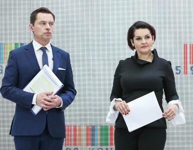 """Nowa prowadząca zadebiutowała w """"Wiadomościach"""". Kim jest Edyta..."""