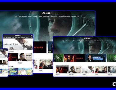 Canal+ uruchomił platformę VOD i telewizję przez internet. Pierwszy...