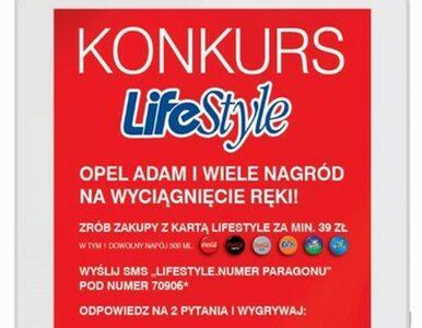 Supernagrody w Wielkim Konkursie Klubu Lifestyle w Super-Pharm!