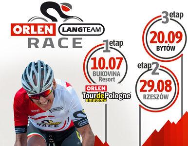 ORLEN Lang Team Race - cykl kolarskich wyścigów dla amatorów w 2020