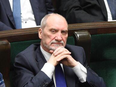 Wiceministrowie Smyrgała i Grabski odwołani z MON. Macierewicz potwierdza