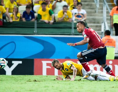 Zakończył mundial dla Neymara. Nie dostanie kary