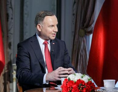 """Andrzej Duda będzie ubiegał się o reelekcję? """"Czuję się jeszcze..."""
