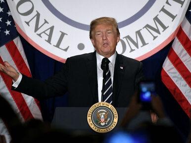 Trump podjął decyzję. Ujawni kontrowersyjną notatkę