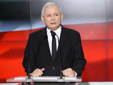Kaczyński: Diabeł podpowiada ciężką chorobę duszy - antysemityzm. Trzeba...