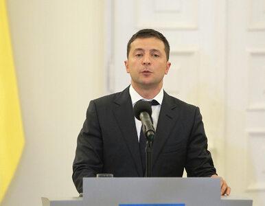 Afera na ukraińskiej scenie politycznej. Wołodymyr Zełenski odrzucił...