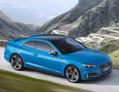Audi S5 tylko z dieslem. Za to jakim!