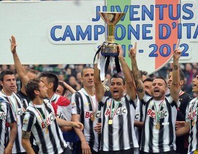 Mistrz Włoch Juventus Turyn zakończył sezon bez porażki