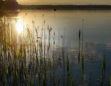 """Płetwonurek nagrał, co zalega na dnie jeziora Sztumskiego. """"Na filmie i..."""