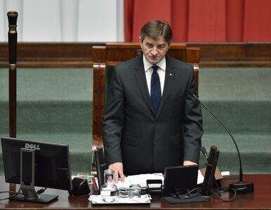 Kuchciński: W Sejmie będzie debata o odwołaniu mnie ze stanowiska...