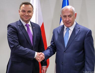 Prezydent i rzecznik PiS zapowiadają reakcje na słowa Netanjahu. Będzie...