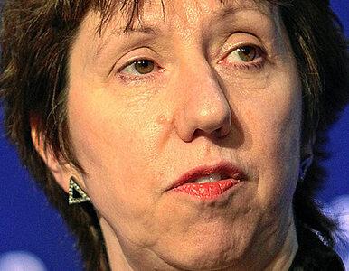 Ashton: negocjacje ws. programu jądrowego mogą być wznowione