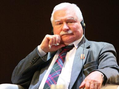 Wałęsa apeluje do demokratycznych państw o niewpuszczanie polityków...