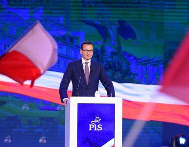 Pięć nowych propozycji PiS przed wyborami. O czym mówił premier Morawiecki?