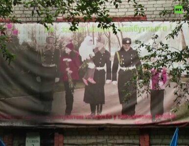 """Mobilizacja w Charkowie. Miejscowe kobiety mówią o """"łapance"""""""