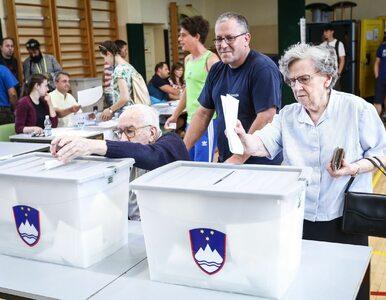 Wybory w Słowenii. Wygrała partia antyimigrancka