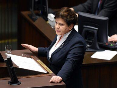 Beata Szydło 77 razy korzystała z wojskowej CASY. Ujawniono koszty