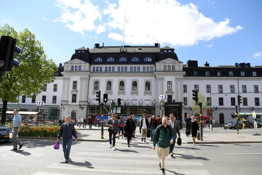 Koronawirus w Szwecji, zdj. ilustracyjne