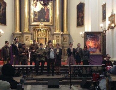 """""""Szturmówka"""" i """"Modlitwa partyzancka"""" rozbrzmiały w kościele. Koncert ku..."""