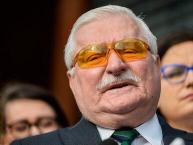 """Lech Wałęsa o księdzu Jankowskim. """"Był moim przyjacielem i tak pozostanie"""""""