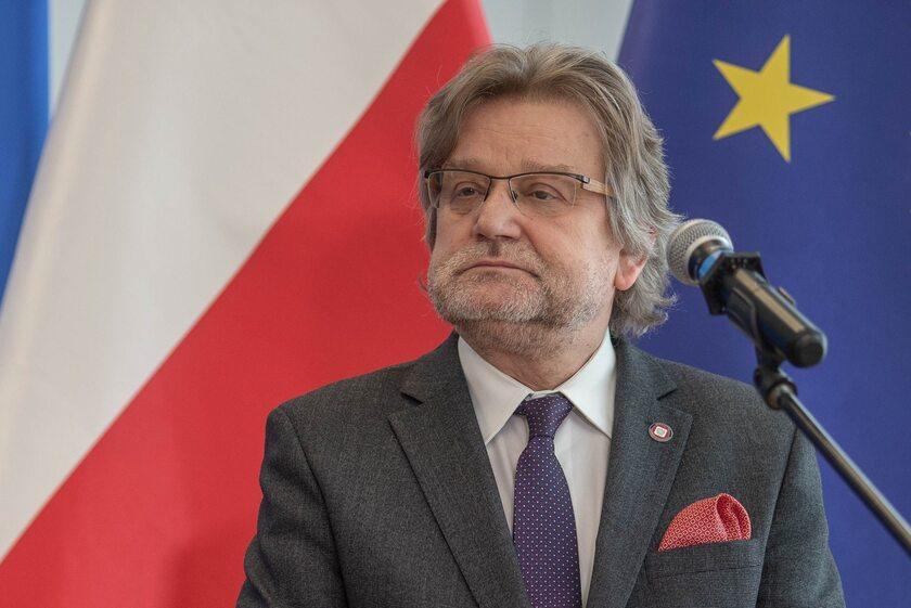 Główny Inspektor Sanitarny Jarosław Pinkas