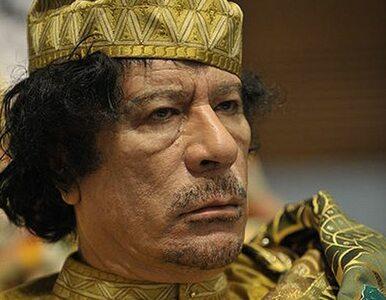 Pięć osób zginęło w ataku sił wiernych Kadafiemu