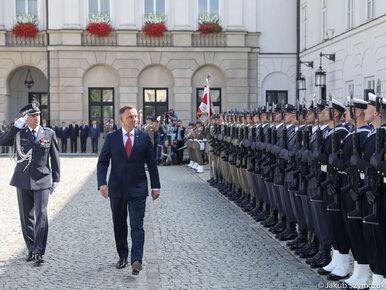 Święta Wojsko Polskiego. Prezydent Duda wręczył nominacje generalskie
