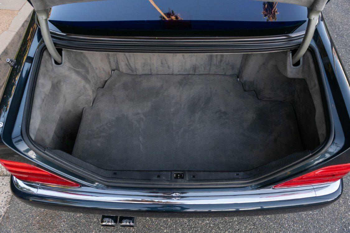 Mercedes-Benz S600 Lorinser Michaela Jordana