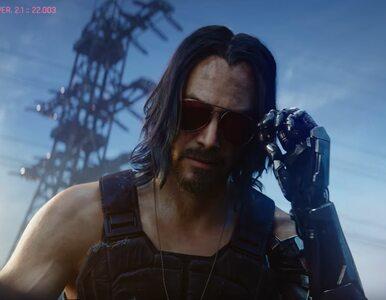 """""""Cyberpunk 2077"""". Keanu Reeves zdradza kulisy współpracy z CD Projekt RED"""