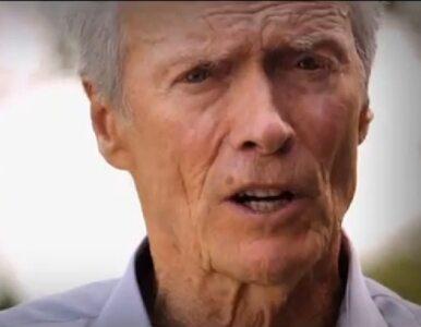 Clint Eastwood ostrzega przed Obamą