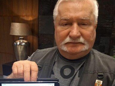 Lech Wałęsa wzywa do wspierania nauczycieli. Ile sam wpłacił?