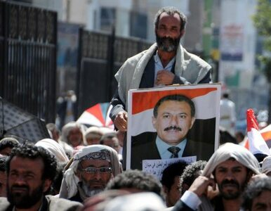 Prezydent Jemenu wyjechał do USA, ale zamierza wrócić