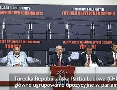 Turecka opozycja: cofnęliśmy się w rozwoju o 105 lat