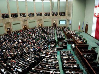 Nadzwyczajne posiedzenie Sejmu ws. kryzysu migracyjnego w Europie