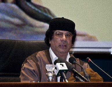 Stany Zjednoczone brały udział w ostatnim ataku na Kadafiego