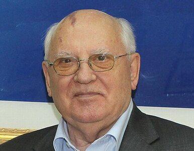 Gorbaczow: anulować  wybory i rozpisać nowe