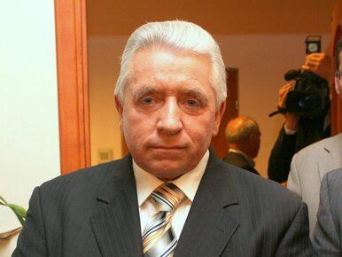 """Sprawa śmierci Andrzeja Leppera. """"Pewne dowody mogły zostać utracone"""""""