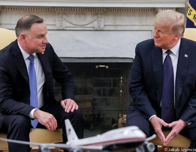 Duda i Trump podpisali dwie deklaracje. W jednej z nich wspomniano o...