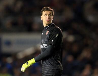 """Szczęsny odejdzie z Arsenalu? """"Trudno powiedzieć"""""""