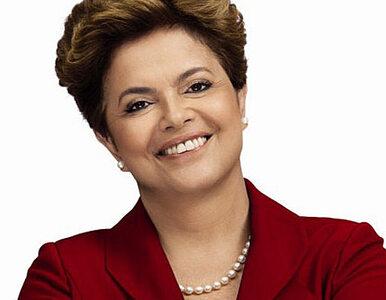 Dilma Rousseff prezydentem Brazylii