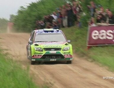 Za miesiąc Rajd Polski. Znowu w kalendarzu WRC, wystartuje Kubica