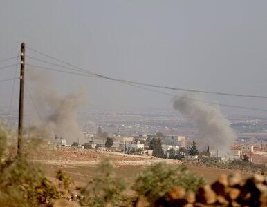 Atak chemiczny w Syrii. Są ranni po stronie sił opozycji