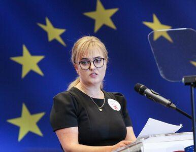 Magdalena Adamowicz pokazała zdjęcie z biura w Brukseli. Internauci...
