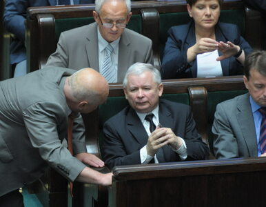 """Kaczyński oburzony. """"Każdy będzie mógł blokować demonstracje"""""""